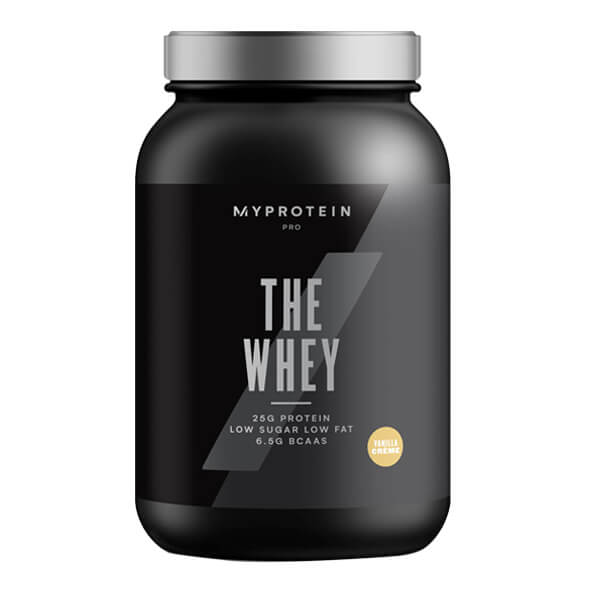 MYPROTEIN THE WHEY, VANILLA CREME, 30 SERVING