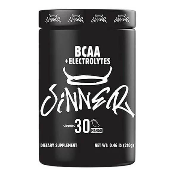 WHEY LABS BCAA + ELECTROLYTES, MANGO, 30 SERVING