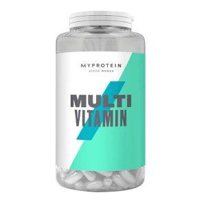MYPROTEIN ACTIVE WOMEN MULTIVITAMIN, 120 TABLETS