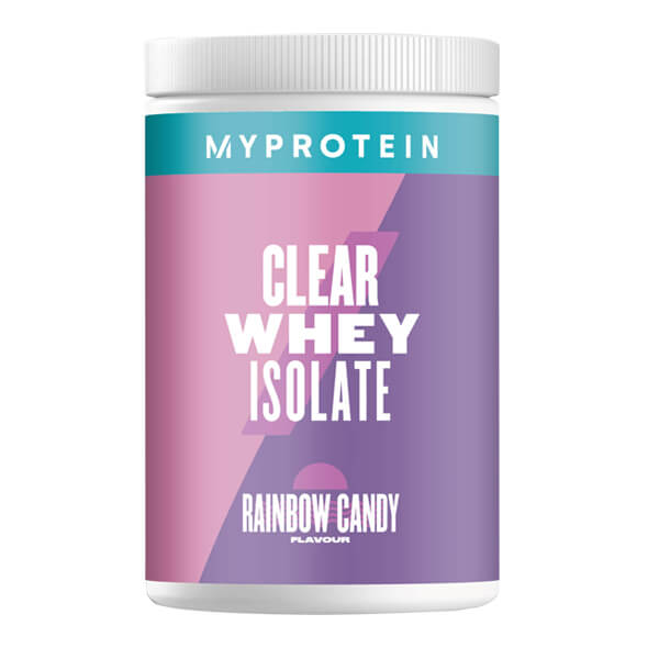 MYPROTEIN CLEAR WHEY ISOLATE, RAINBOW CANDY, 20 SERVINGS