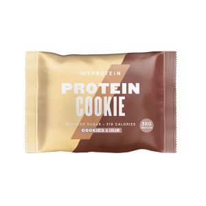 MYPROTEIN COOKIE, COOKIES & CREAM, 12 X 75G
