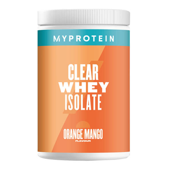 MYPROTEIN Clear Whey Isolate, Orange Mango, 20 Servings