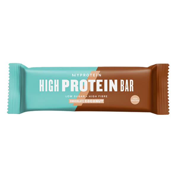 MYPROTEIN HIGH PROTEIN BAR, CHOCOLATE COCONUT