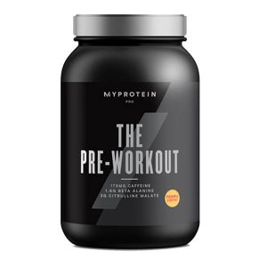 MYPROTEIN THE PRE WORKOUT, PINEAPPLE GRAPEFRUIT, 30 SERVING