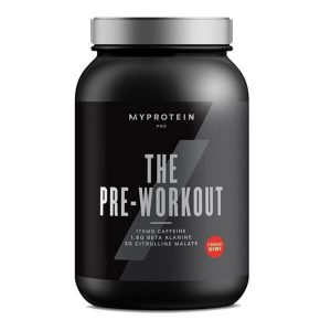 MYPROTEIN THE PRE WORKOUT, STRAWBERRY KIWI, 30 SERVINGS