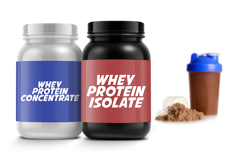 WHEY VS ISOLATE, blog cover photo