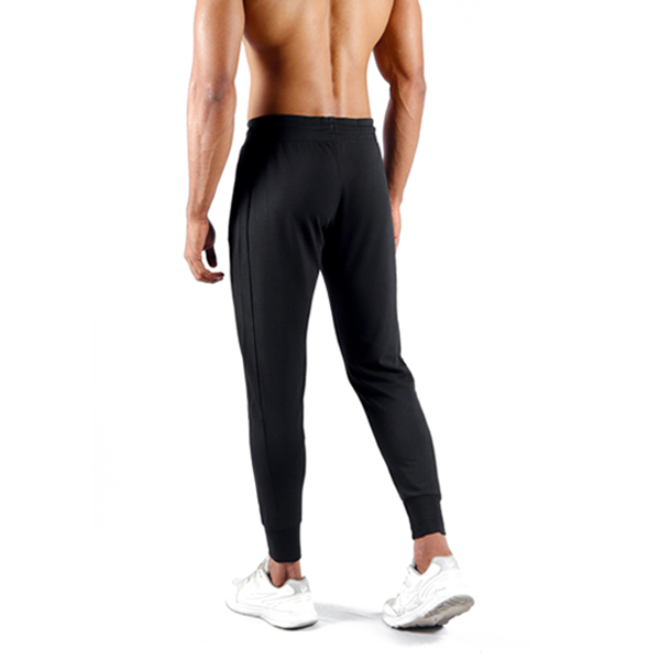ND RAW ESSENTIAL JOGGERS - BLACK 1