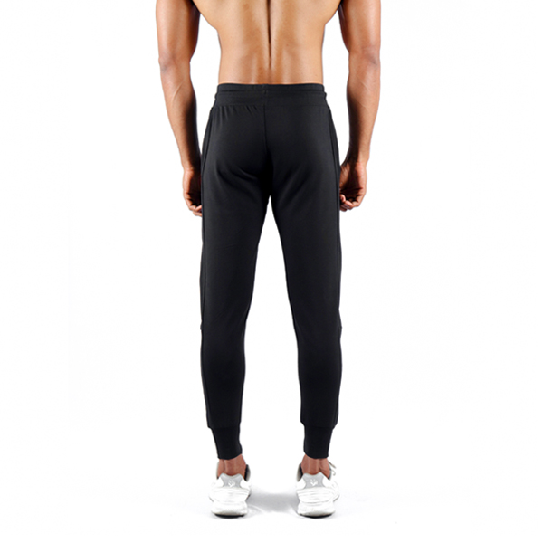 ND RAW ESSENTIAL JOGGERS - BLACK 3