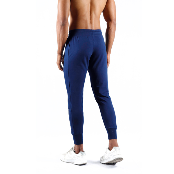 ND RAW ESSENTIAL JOGGERS - NAVY N_2