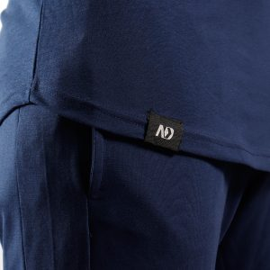ND RAW ESSENTIAL LONG SLEEVE - NAVY f4