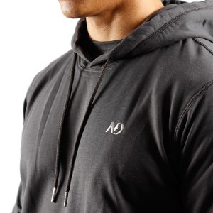 ND WINTER ESSENTIAL JOGGERS - GRAPHITE F4