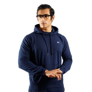 ND WINTER ESSENTIAL HOODIE – NAVY f