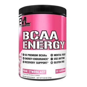 EVL BCAA ENERGY, PINK STARBLAST, 30 SERVING