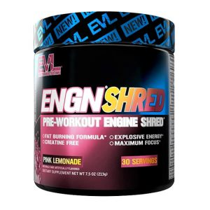 EVL ENGN SHRED, PINK LEAMONADE, 30 SERVING