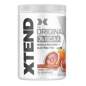 XTEND BCAA, ITALIAN BLOOD ORANGE, 30 SERVING