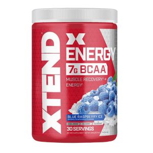 XTEND ENERGY, BLUE RASPBERRY ICE, 30 SERVING