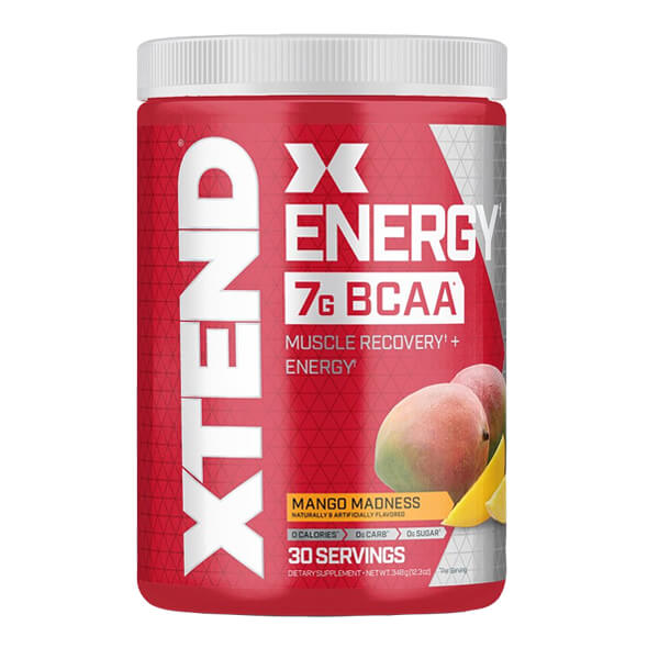 XTEND ENERGY, MANGO MADNESS, 30 SERVING