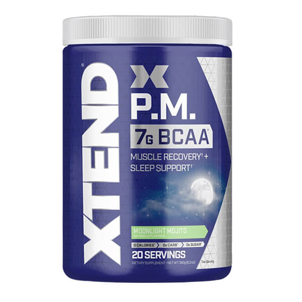 XTEND PM, MOONLIGHT MOJITO, 20 SERVING