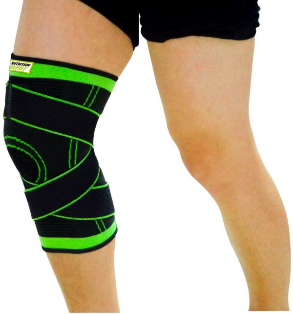 NUTRITION DEPOT KNEE WRAP 3
