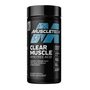 MUSCLETECH CLEAR MUSCLE, 42 CT