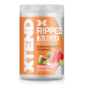 XTEND RIPPED BCAA, WATERMELON LIME, 30 SERVING