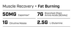 product overview = xtend ripped bcaa 2