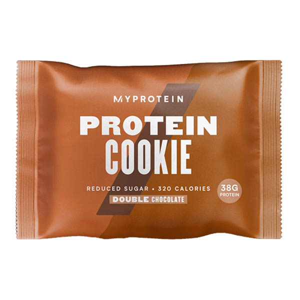 MYPROTEIN COOKIE, DOUBLE CHOCOLATE CHIP