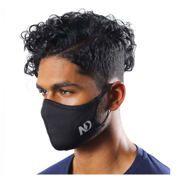 ND SPORTS MASK - BLACK