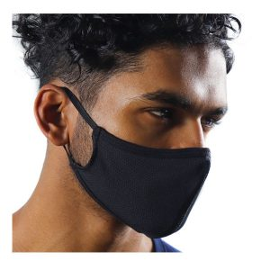 ND SPORTS MASK - BLACK 2