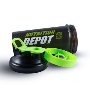 NUTRITION DEPOT SHAKER, 700 ML P_2
