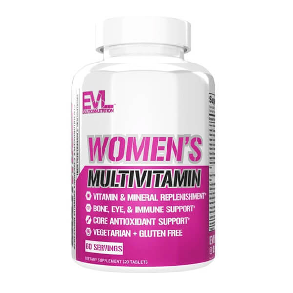 EVL WOMEN'S MULTIVITAMIN, 60 SERVING