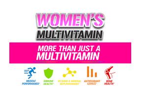 EVL WOMEN'S MULTIVITAMIN, 60 SERVING 1