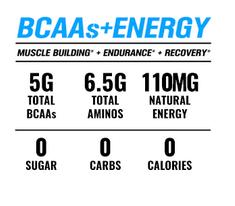EVL BCAA ENERGY, ORANGE BLAST, 30 SERVING 1