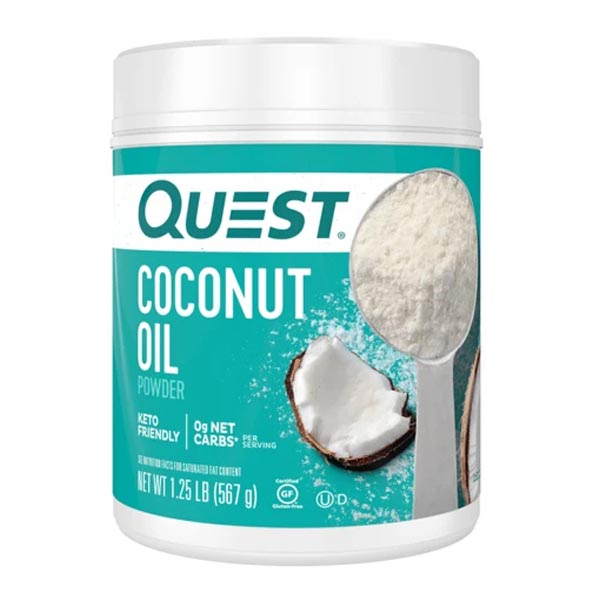 QUEST COOKIES, COCONUT OIL