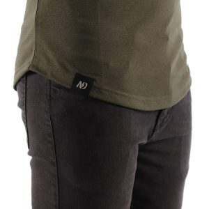 ND ESSENTIAL T-SHIRT, OLIVE 6