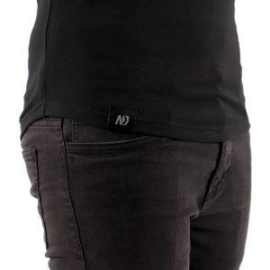 ND ESSENTIAL T-SHIRT, BLACK 6