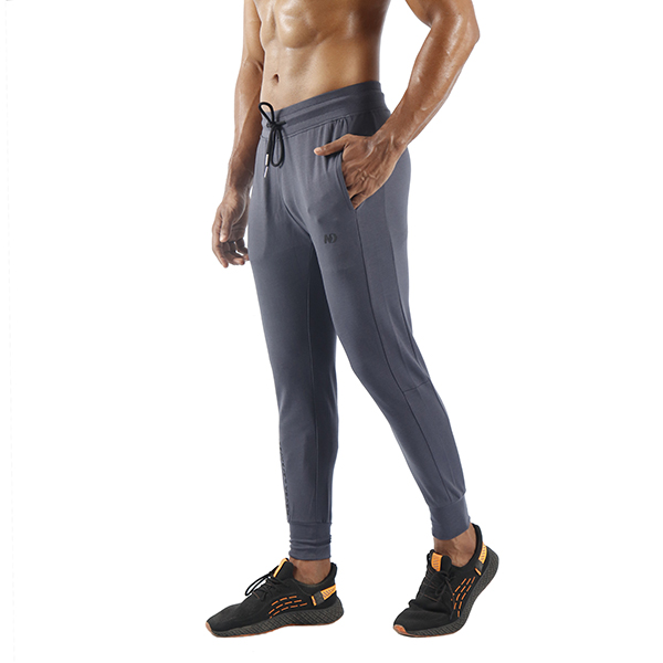 ND RAW ESSENTIAL JOGGERS – CHARCOAL - 1