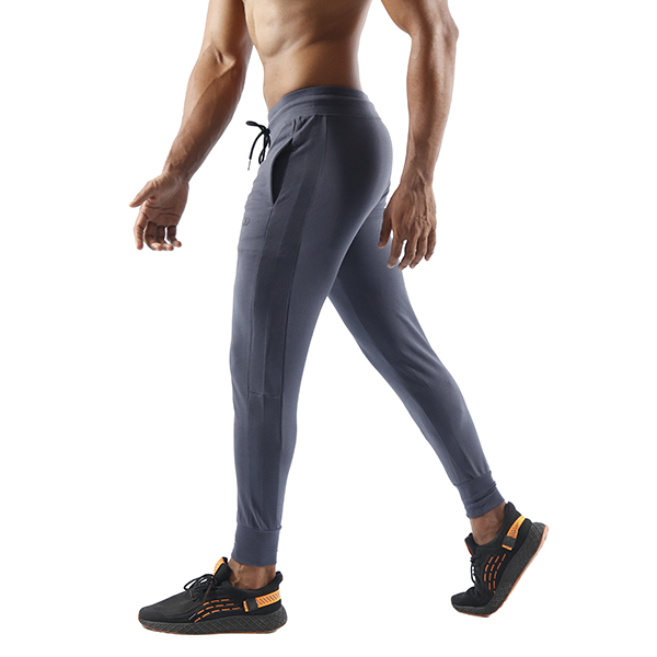 ND ESSENTIAL JOGGERS, CHARCOAL 1