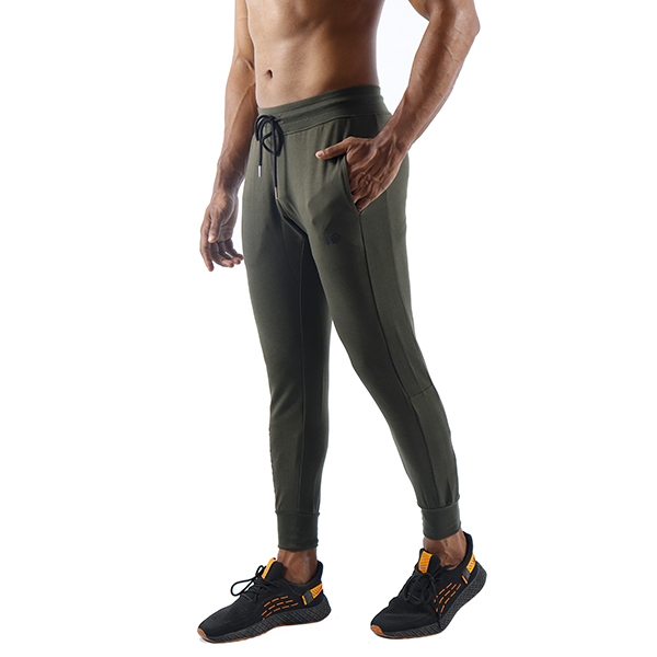ND RAW ESSENTIAL JOGGERS - OLIVE - 1