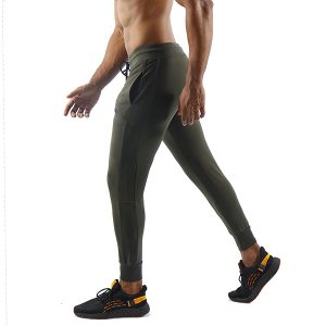 ND ESSENTIAL JOGGERS,OLIVE 4