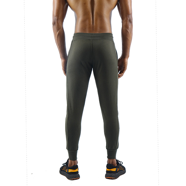 ND ESSENTIAL JOGGERS,OLIVE 2