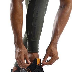 ND ESSENTIAL JOGGERS,OLIVE 6